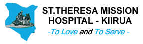 St. Theresa Mission Hospital – Kiirua Logo